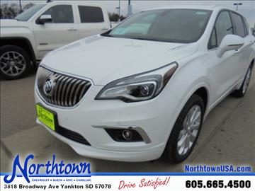 2017 Buick Envision for sale in Yankton, SD