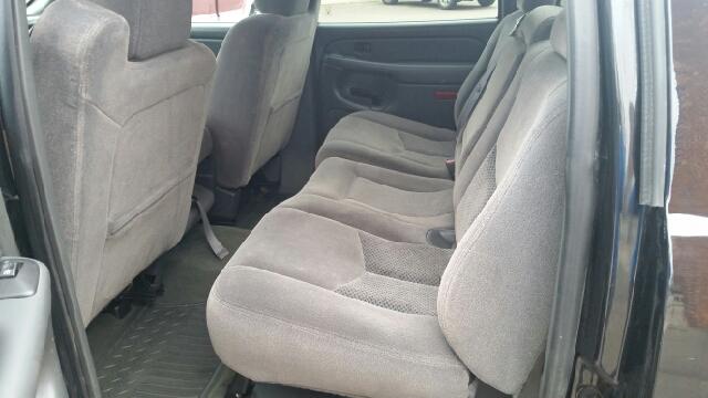 2007 Chevrolet Silverado 1500 Classic LT1 4dr Crew Cab 4WD 5.8 ft. SB - Coleman WI