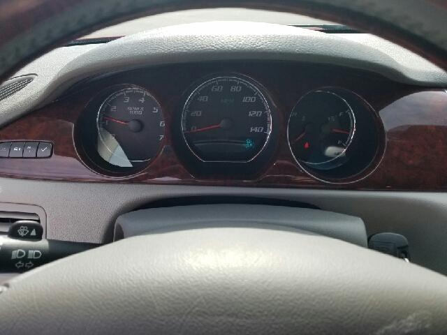 2009 Buick Lucerne CXL 4dr Sedan w/1XL - Coleman WI