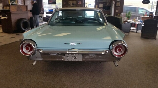 1962 Ford Thunderbird  - Coleman WI