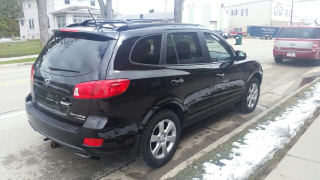 2009 hyundai santa fe awd limited 4dr suv in coleman wi. Black Bedroom Furniture Sets. Home Design Ideas