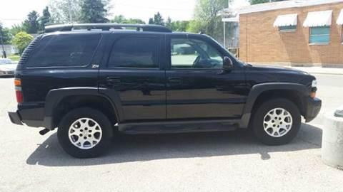 Chevrolet Tahoe For Sale  Carsforsalecom