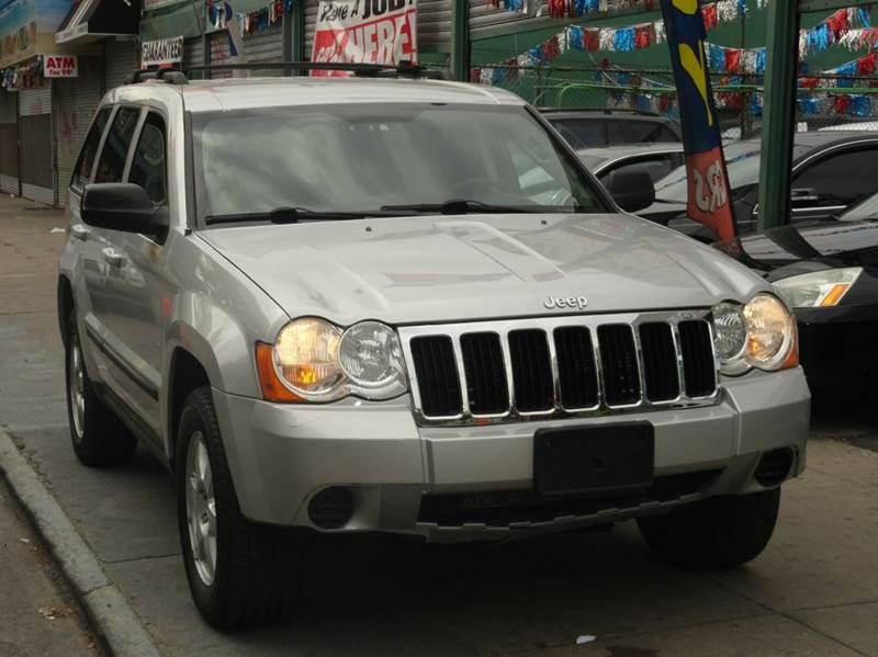 2009 jeep grand cherokee 4x4 laredo 4dr suv in bronx ny for Mount eden motors inc bronx ny