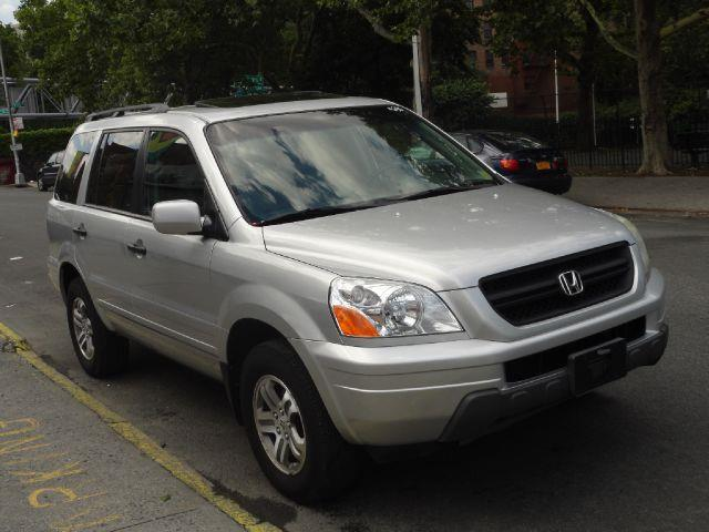2005 Honda Pilot