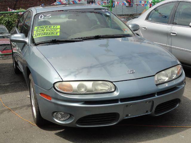 Used 2003 oldsmobile aurora for sale for Mount eden motors inc bronx ny