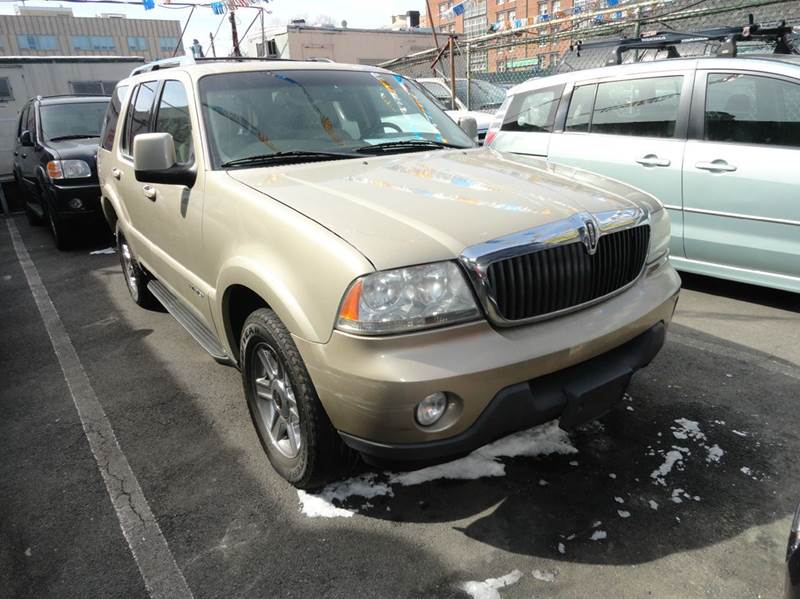 Worksheet. 2004 Lincoln Aviator Luxury AWD 4dr SUV In BRONX NY  MOUNT EDEN