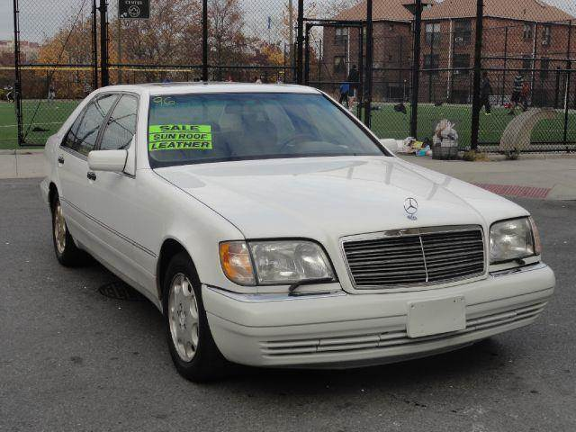 Used 1996 mercedes benz s class for sale for 1996 mercedes benz s500