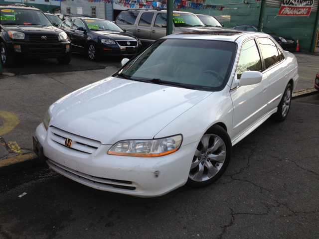 2002 honda accord ex v 6 4dr sedan in bronx albertson for Honda accord motors for sale