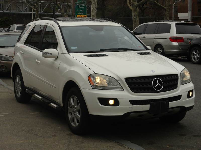 2006 mercedes benz m class ml350 awd 4matic 4dr suv in for Mercedes benz dealer in bronx ny