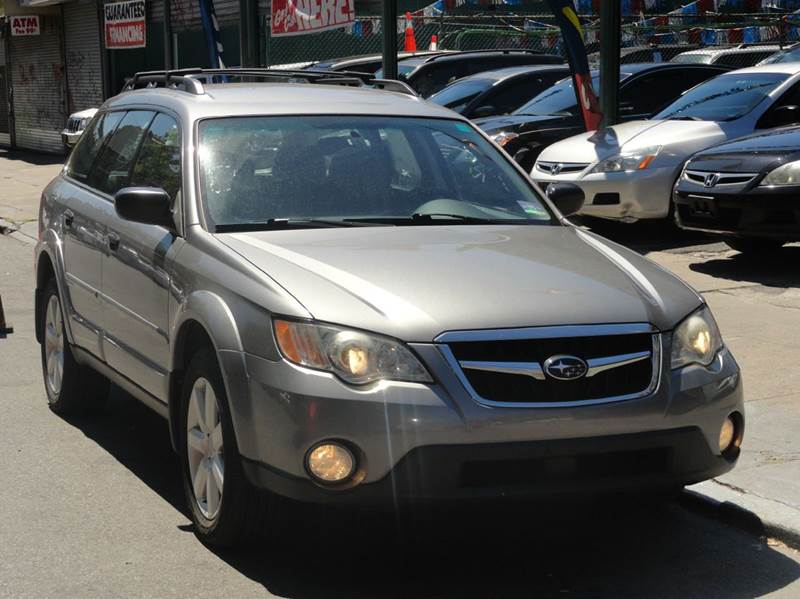 2009 subaru outback special edition awd 4dr wagon 4a for Mount eden motors inc bronx ny