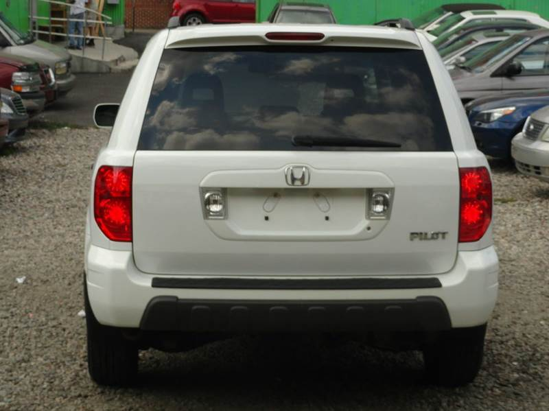2005 honda pilot ex l 4dr 4wd suv w leather and for Mount eden motors inc bronx ny