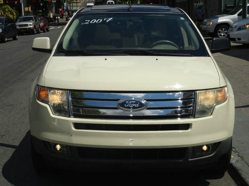 2007 ford edge sel plus 4dr suv in bronx ny mount eden