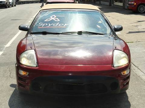 2002 Mitsubishi Eclipse Spyder for sale in Bronx, NY