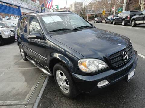2003 Mercedes Benz M Class For Sale in Fayetteville AR