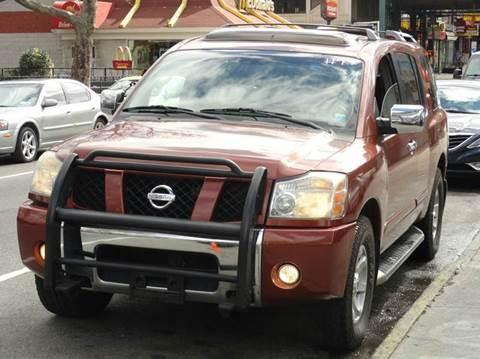 2004 Nissan Armada