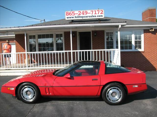 Used 1987 chevrolet corvette for sale for Mccormick motors decatur il