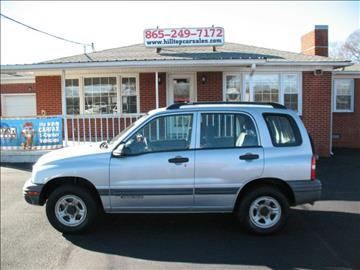 2003 Chevrolet Tracker for sale in Knoxville, TN