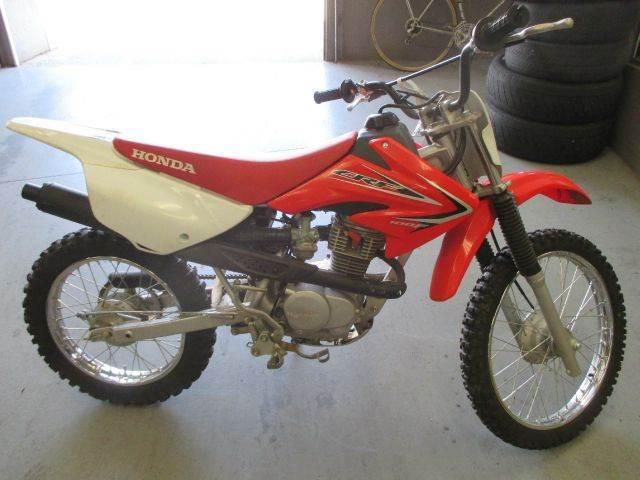 2013 Honda CRF 100