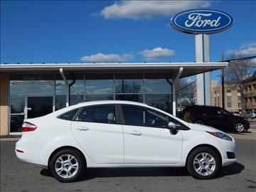 Certified Ford Fiesta For Sale