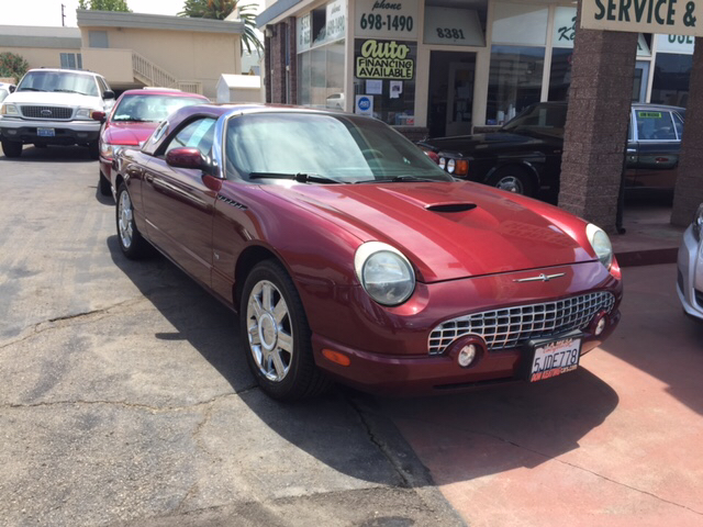 2004 ford thunderbird for sale in austin tx. Black Bedroom Furniture Sets. Home Design Ideas