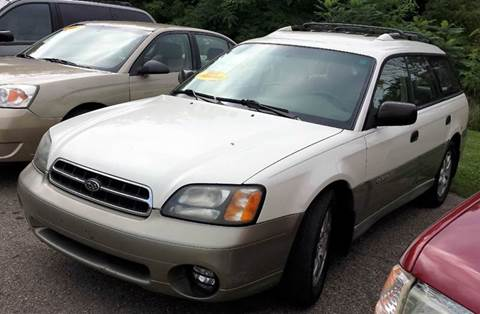 2002 Subaru Outback for sale in Holly, MI