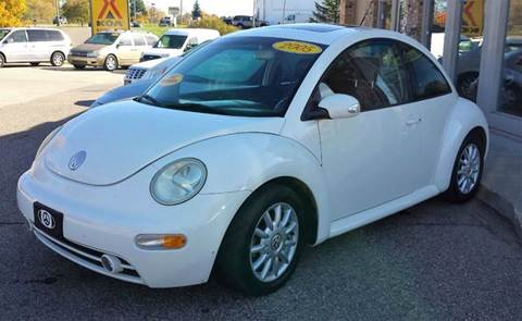 2005 Volkswagen New Beetle for sale in Holly, MI