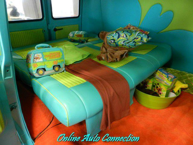Poland Machinery Dealers Doo Mail: 1966 Chevrolet G10 Mystery Machine MYSTERY MACHINE In West