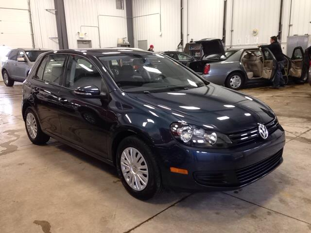 2013 Volkswagen Golf for sale in Darlington WI