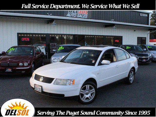 2001 Volkswagen Passat for sale in Everett WA