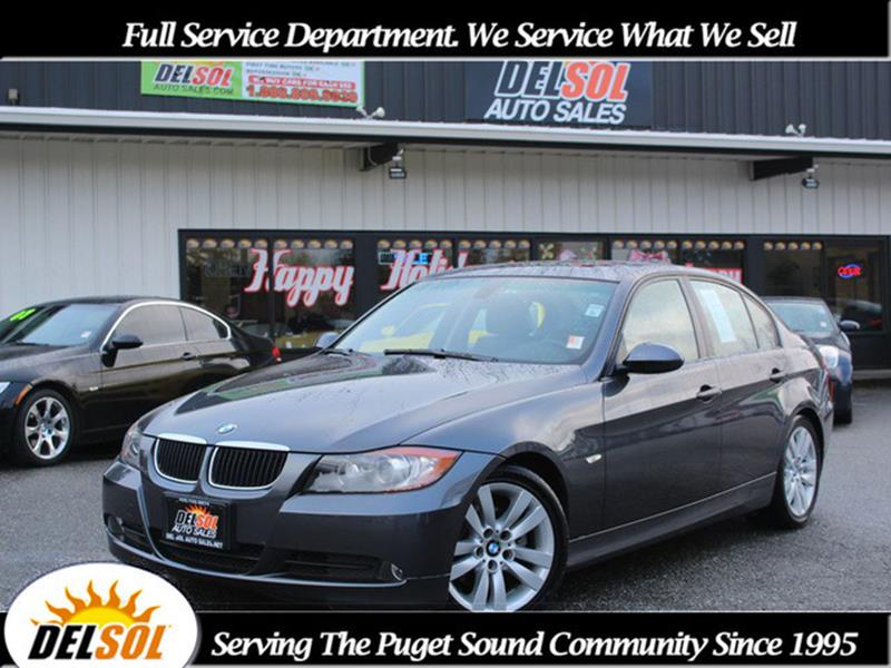 Bmw 3 Series For Sale In Everett Wa Carsforsale Com