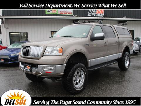 2006 Lincoln Mark LT for sale in Everett, WA