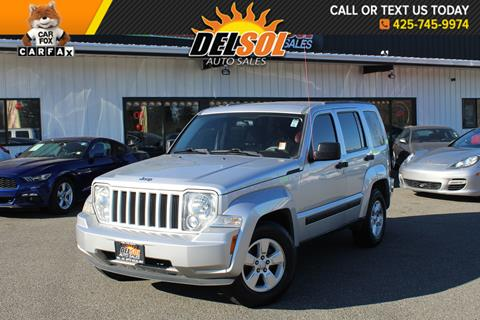 2011 Jeep Liberty for sale in Everett, WA