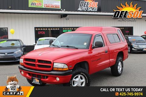 1998 Dodge Dakota For Sale In Helena Mt Carsforsale