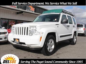 2012 Jeep Liberty for sale in Everett, WA