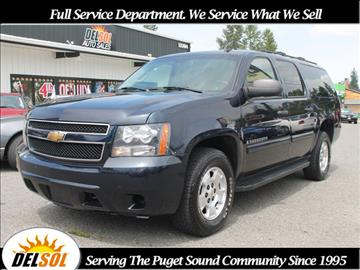 Chevrolet Suburban For Sale Everett Wa Carsforsale Com