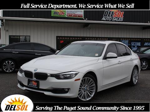 2012 BMW 3 Series for sale in Everett, WA