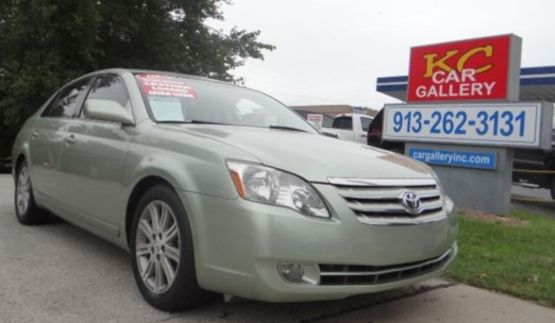 Used Toyota Avalon For Sale In Kansas Carsforsale Com