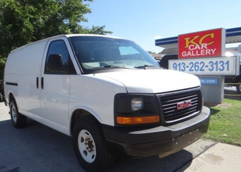 2012 GMC Savana Cargo for sale in Kansas City, KS