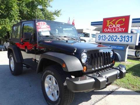 2013 Jeep Wrangler for sale in Kansas City, KS