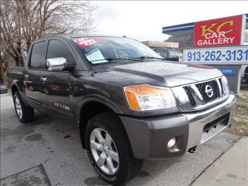 Nissan Titan For Sale In Kansas Carsforsale Com