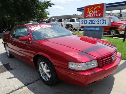 2001 Cadillac Eldorado for sale in Kansas City, KS