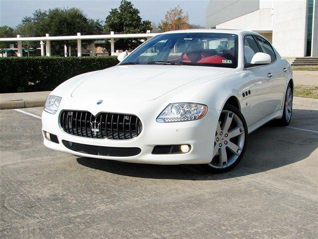used 2010 maserati quattroporte base in houston tx at