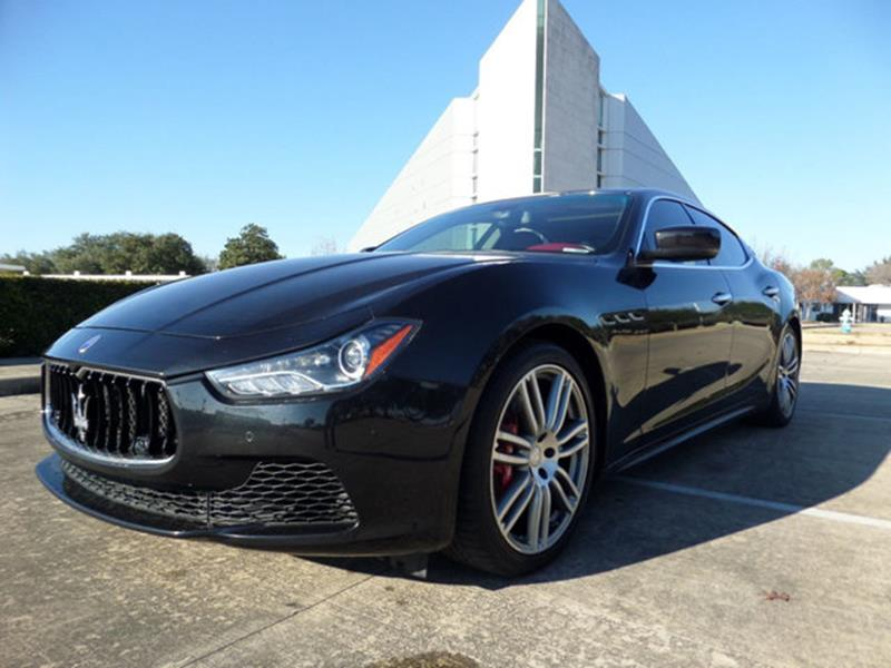 2015 Maserati Ghibli for sale in Houston, TX