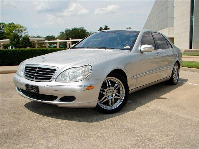 Document moved for 2005 mercedes benz s500