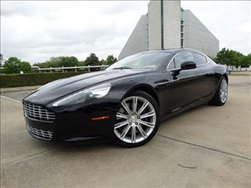 2010 Aston Martin Rapide for sale in Houston, TX