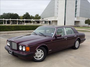 1996 Bentley Brooklands for sale in Houston, TX