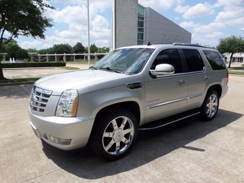 2010 Cadillac Escalade Hybrid for sale in Houston, TX