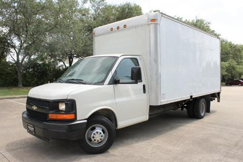 2007 Chevrolet Express Cutaway for sale in Houston, TX