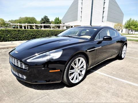 Used Aston Martin Rapide For Sale Carsforsalecom - Used aston martin rapide