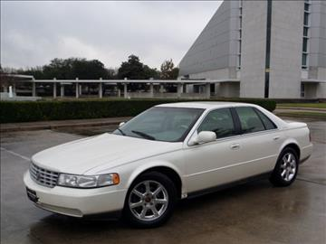 1999 Cadillac Seville for sale in Houston, TX